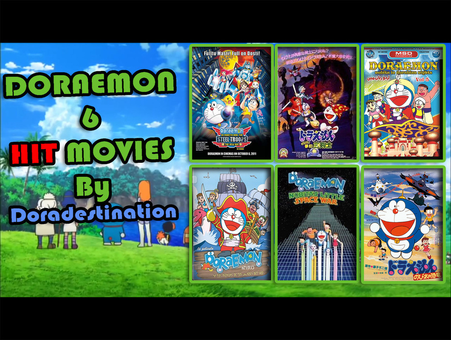 doraemon in hindi new episodes full on dailymotion